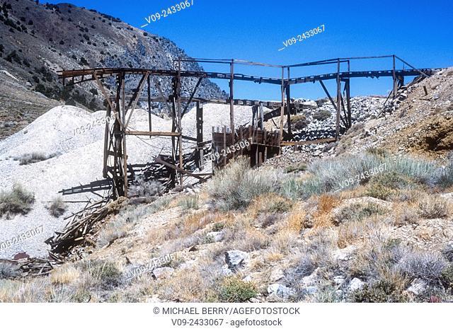 Cerro Gordo, , California, USA