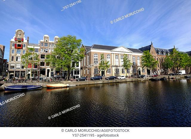 Compagnie Theater, Kloveniersburgwal, Amsterdam, The Netherlands, Europe