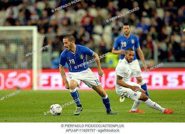 2015 International Football Friendly Italy v England Mar 31st. 31.03.2015. Turin, Italy. International Football Friendly. Italy versus England