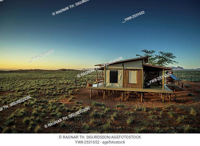 Cottage at Wolwedans Dunes Lodge, Namibia, Africa