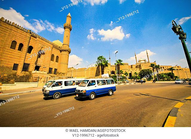 Citadel of Salah Al-Din, City of Cairo, Egypt