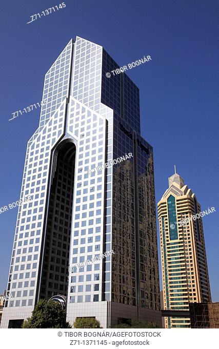 United Arab Emirates, Dubai, Dusit Thani Hotel