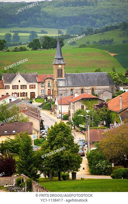 Eix, France, Lorraine