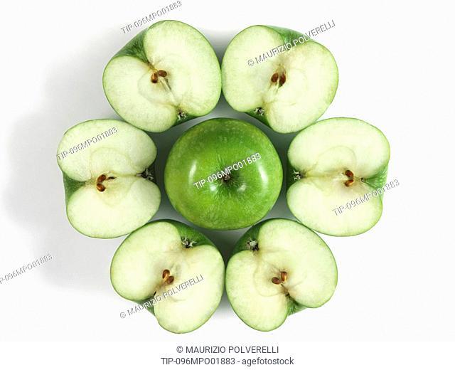 Apples composition