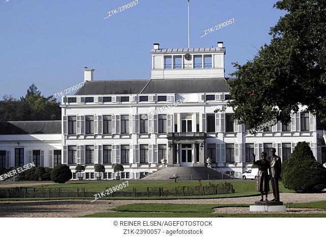 The Netherlands. Palais Soestdijk district Baarn