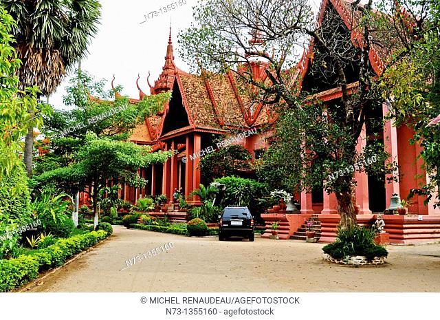 National Museum of Fine Arts, Phnom Penh, Cambodia