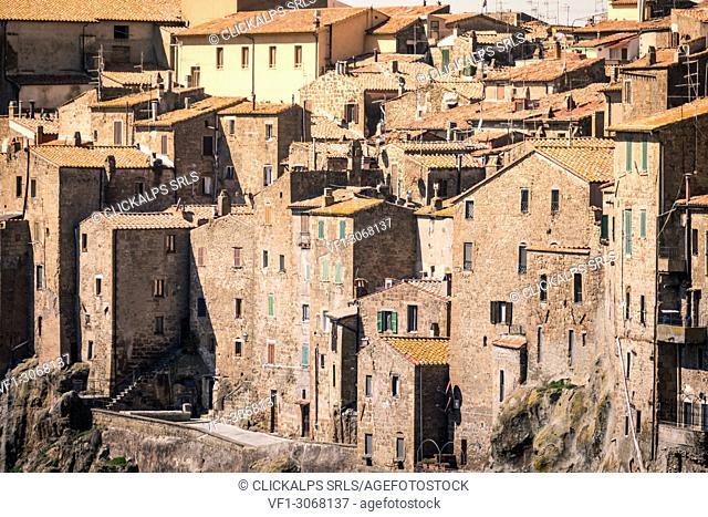 Pitigliano, Grosseto province, Tuscany, Italy