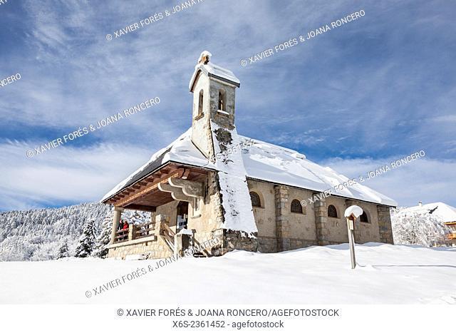 La Feclaz, Savoie, Rhône-Alpes, France