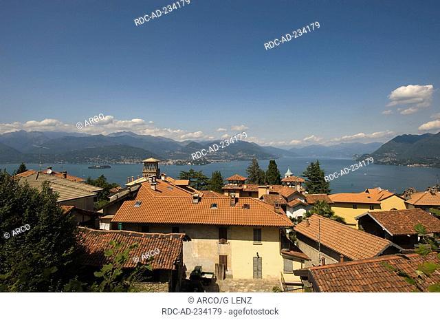 Stresa, Lago Maggiore, Piemont, Italy
