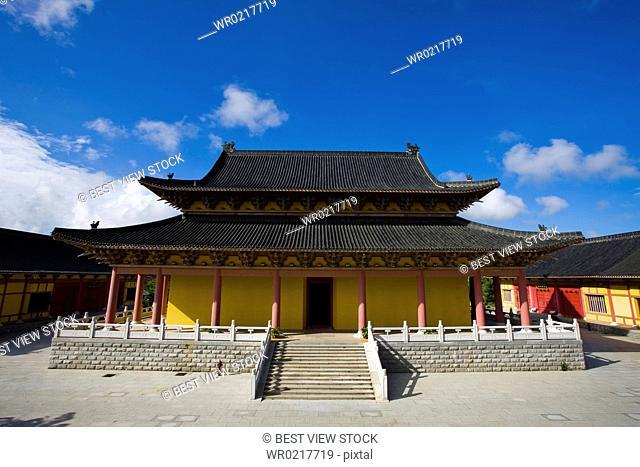 Hainan,Boao,Boao Temple
