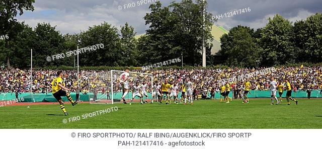 firo: 16.06.2019, Football, Football, Season 2018/2019, U-17 Final, B-Juniors, Final German Championship, BVB, Borussia Dortmund - 1