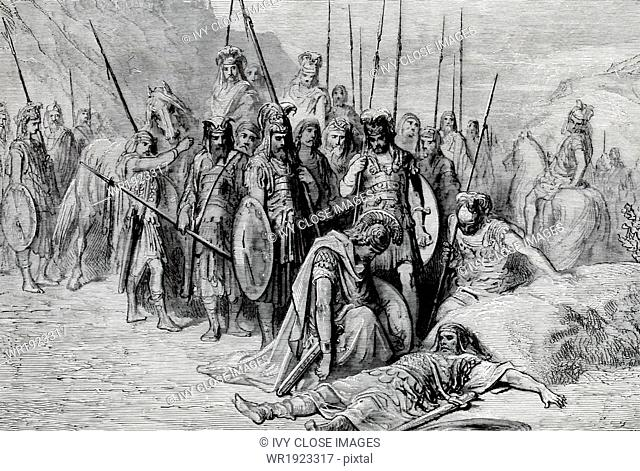 Darius III was the last king of the Achaemenid Empire in Persia. He fought against Alexander the Great, after he invaded the land known today as Turkey