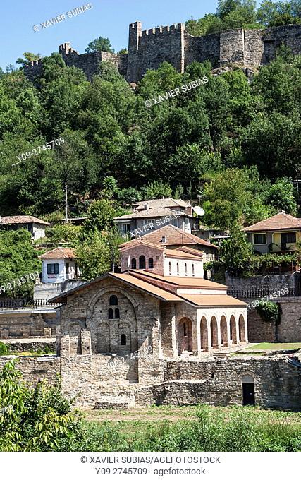 The Holy Forty Martyrs Monastery, The Royal Monastery, Veliko Tarnovo, Bulgaria