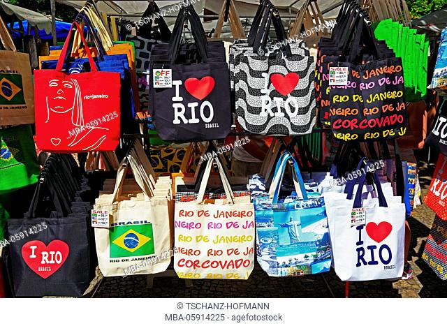 Souvenirs from Rio of the Janeiro, Brazil