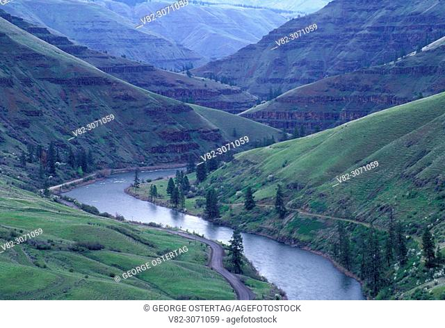 Grande Ronde Wild & Scenic River, Wenaha Wildlife Area, Oregon