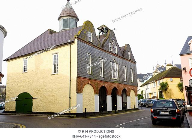 The Museum, Kinsale, County Cork, Munster, Republic of Ireland, Europe