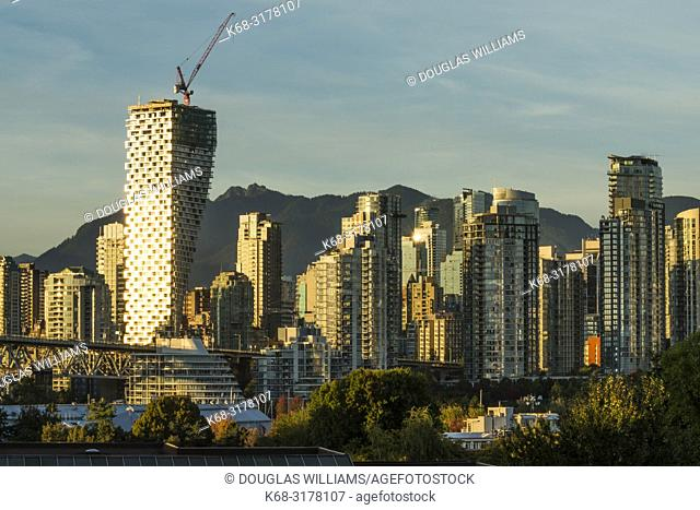 Vancouver House, Vancouver, BC, Canada
