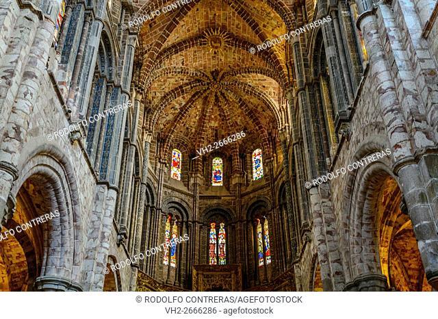 Avila cathedral (Spain)