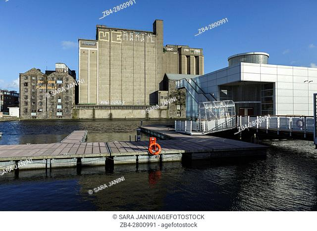 The Docklands, Dublin, Ireland, Europe