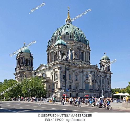 Berlin Cathedral, Museum Island, Berlin, Germany