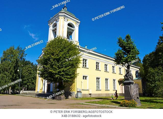Church of Saints Peter and Paul, Esplanade Park, Vyborg, Russia