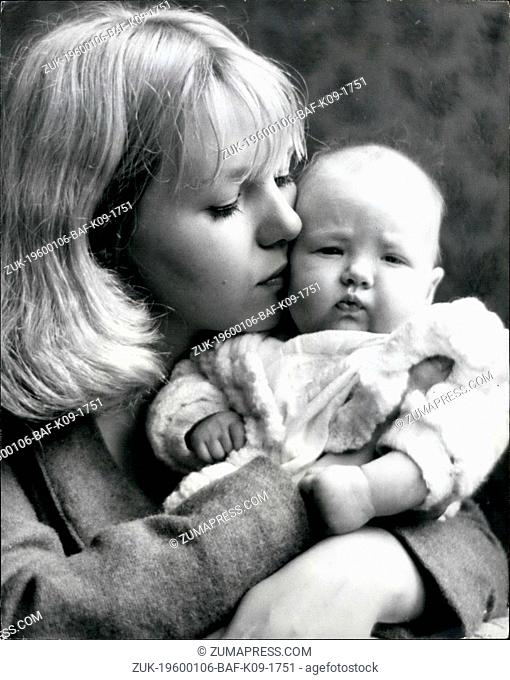 1972 - Julie is a happy mum now: Love and marriage brought Julie Samuel-s rapid climb to the top toa sudden temporary halt
