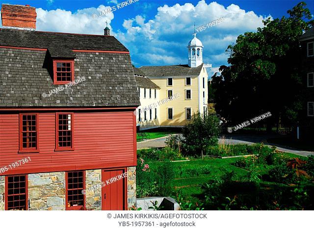 Slater Mill, Pawtucket