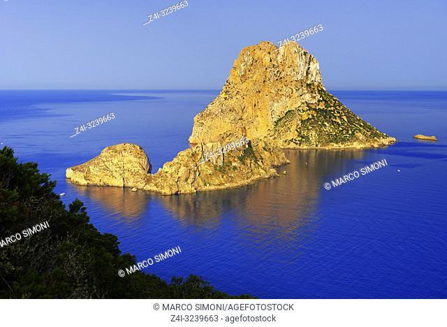 Es Vedra Islands, Ibiza, Balearic Islands, Spain,