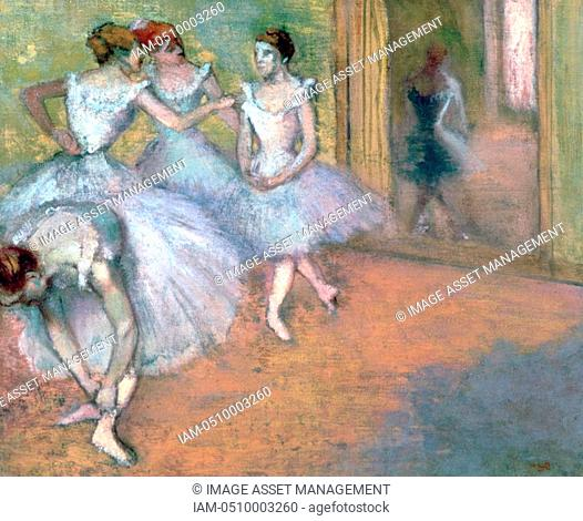 French Painter Edgar Degas Stock Photos And Images Age Fotostock