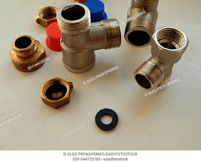 Plumbing taps and adapters