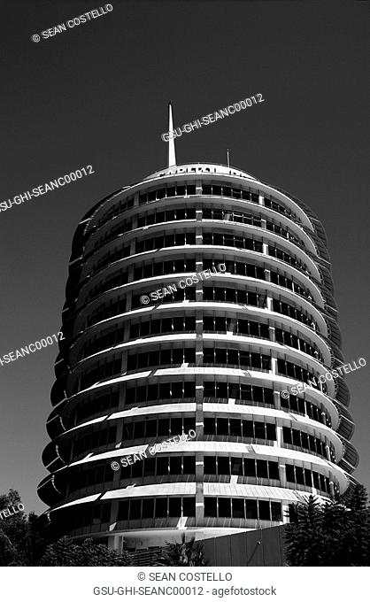 Capitol Records, Hollywood, California, USA