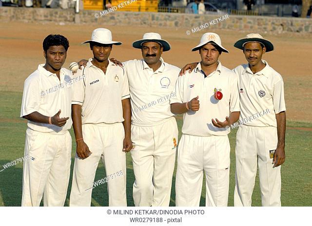 Cricketers MR 705-H, 705-I,705-J,705-K,705-M