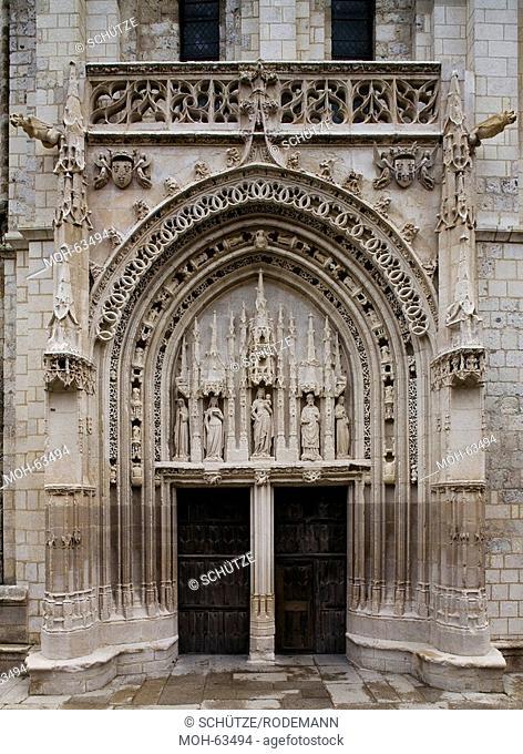 Poitiers, Sainte-Radegonde