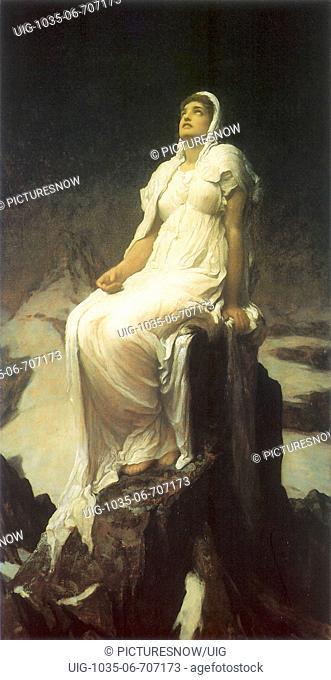 Figure of Human Spirit
