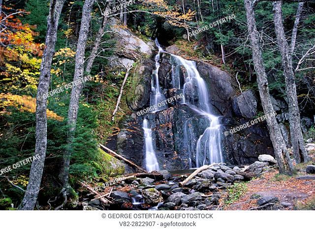 Moss Glen Falls, Green Mountain National Forest, Vermont