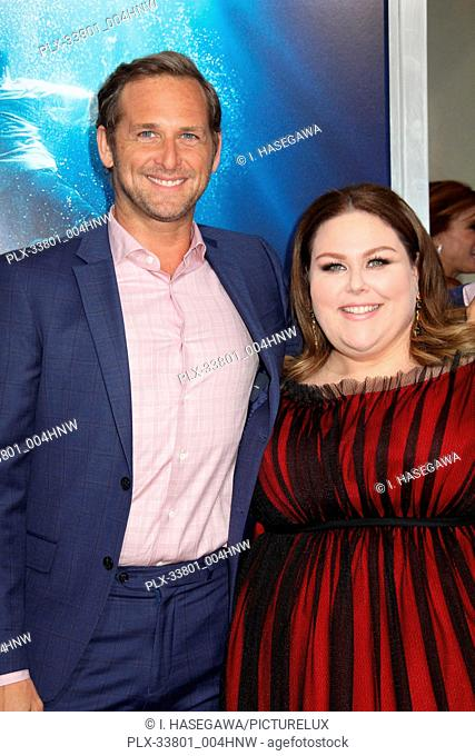 """Josh Lucas, Chrissy Metz 04/11/2019 The Premiere of """"""""Breakthrough"""""""" held at the Regency Village Theatre in Los Angeles, CA. Photo by I"""