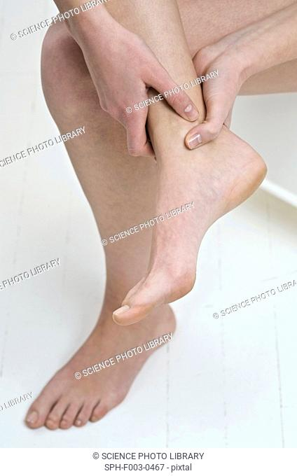 Sore ankle