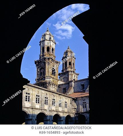Sobrado is a municipality in the Spanish province of A Coruña  and an area of 121 km²  Sobrado is well known because of Sobrado Abbey