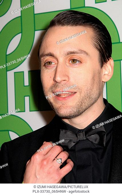 Kieran Culkin 01/06/2019 The 76th Annual Golden Globe Awards HBO After Party held at the Circa 55 Restaurant at The Beverly Hilton in Beverly Hills