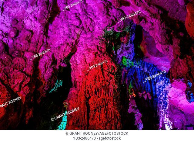 Silver Cave, Yangshuo, Guangxi Province, China
