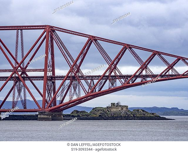 Firth of Forth Edinburgh Scotland