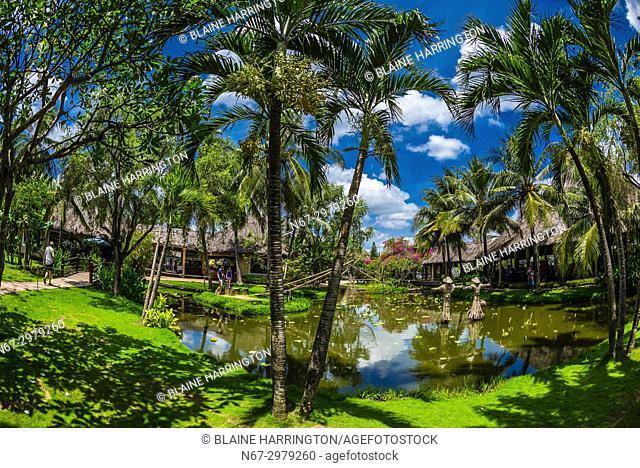 Mekong Rest Stop, Chau Thanh, Vietnam