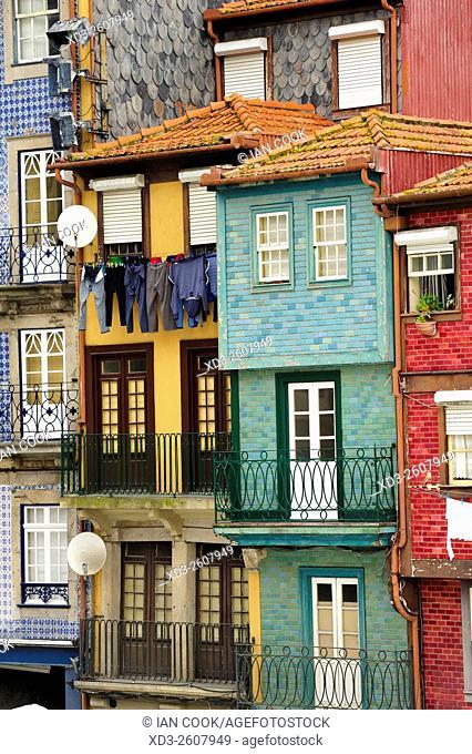 Ribeira district, Porto, Portugal