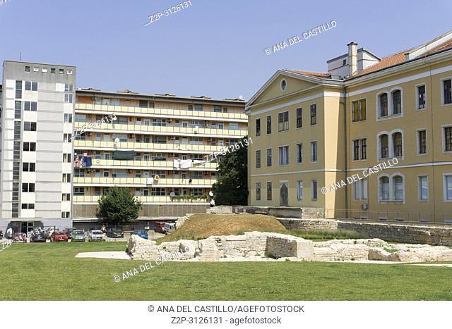 Pula in Istria Croatia