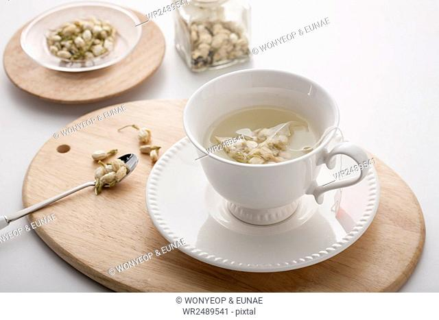Wellbeing Jasmine tea
