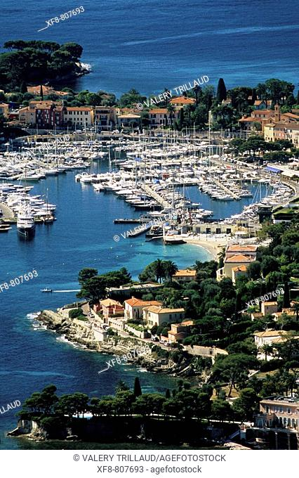 Saint Jean, Cap Ferrat, ALpes-Maritimes, 06, Cote d'Azur, French Riviera, France, Europe