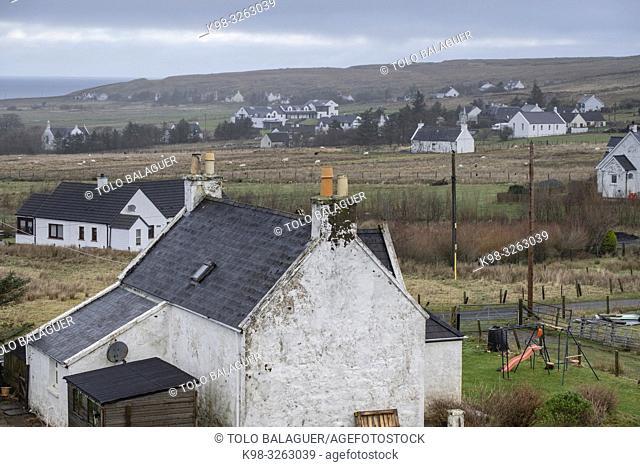 Flodygarry, Skye, Highlands, Scotland, United Kingdom