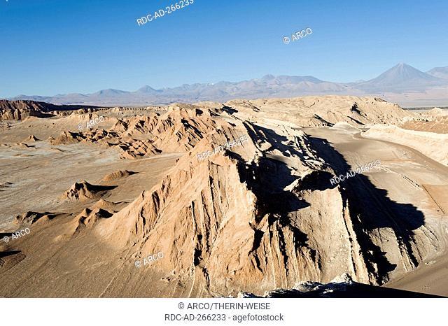 Moon Valley, Atacama Desert, Chile / Valle de la Luna