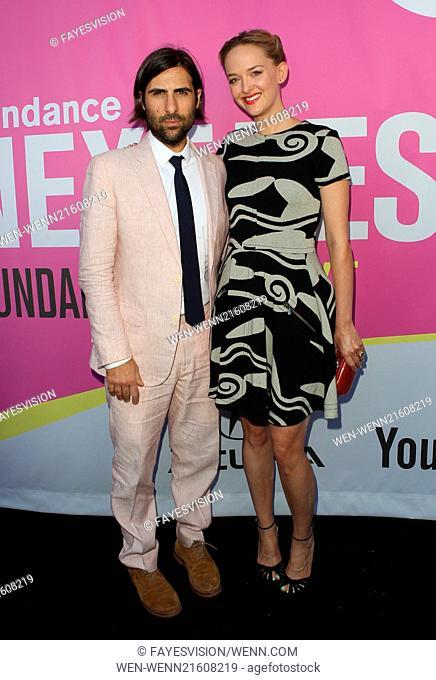 Sundance Next Fest 2014 - 'Listen Up Philip' screening Featuring: Jason Schwartzman,Jess Weixler Where: Los Angeles, California