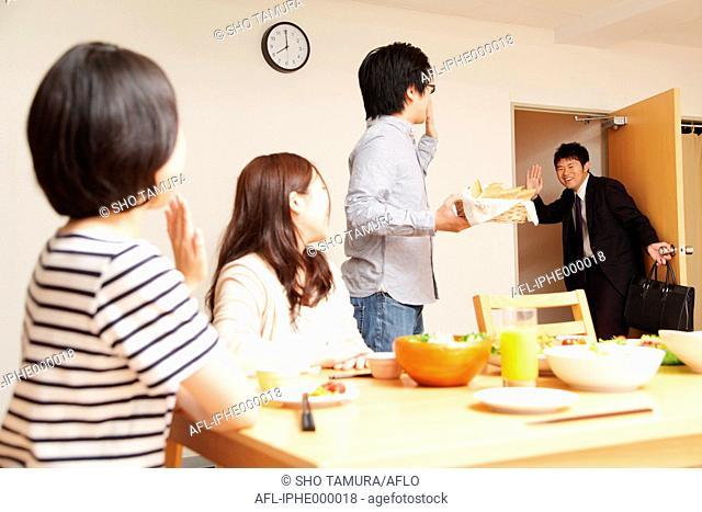 Japanese roommates